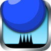 KeitGames - Blue Bouncing Ball Spikes - Night Run artwork