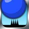 KeitGames - Blue Bouncing Ball Spikes - Night Run artwork